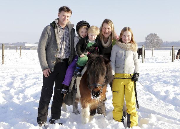 Ihr Gastgeber Familie Rinser vom Springerhof