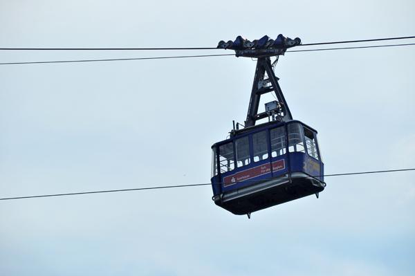 Hochriesbahn am Samerberg