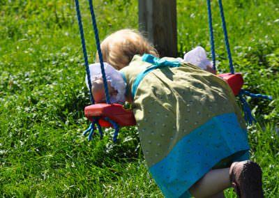 Kinder auf dem Springerhof