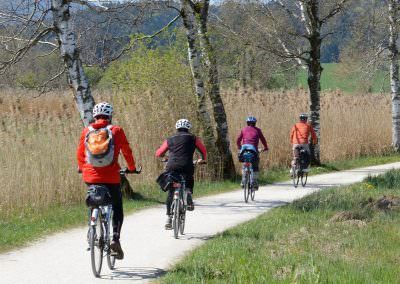 Radln in Oberbayern