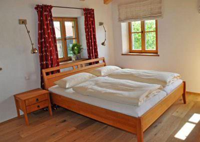 Schlafzimmer Fewo Amelie