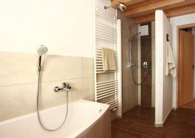 Badezimmer Fewo Amelie